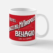 Vintage Luggage Labels Mug