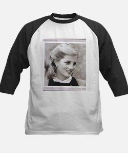 princess diana 1 Kids Baseball Jersey