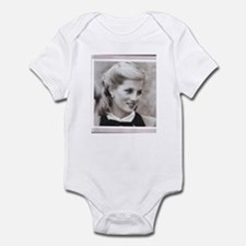 princess diana 1 Infant Bodysuit