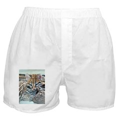 Ocelot Cub / Kitten Boxer Shorts