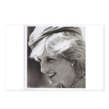 princess diana4 Postcards (Package of 8)