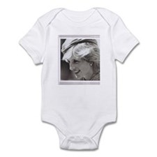 princess diana4 Infant Bodysuit