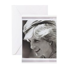 princess diana4 Greeting Card