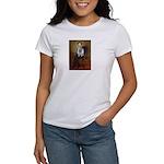 Lincoln / Keeshond (F) Women's T-Shirt