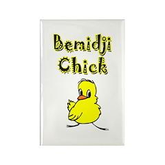 Bemidji Chick Rectangle Magnet (10 pack)