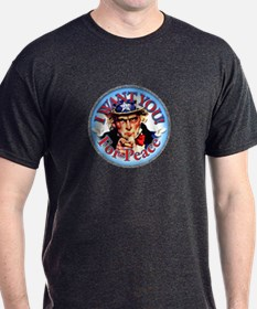 Uncle Sam Wants You T-Shirt