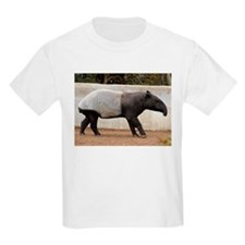 Malayan Tapir Kids T-Shirt