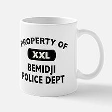 Property of Bemidji Police Dept Mug