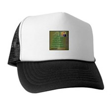I Feel What Is Real Hat