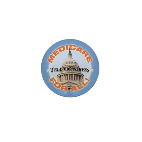 Tell Congress Mini Button (100 pack)