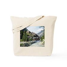 Zermatt Switzerland Tote Bag