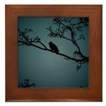 Silhouette Framed Tile