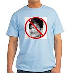 Anti Sarah Palin Light T-Shirt