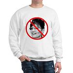 Anti Sarah Palin (Front) Sweatshirt