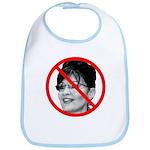 Anti Sarah Palin Bib