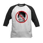 Anti Sarah Palin Kids Baseball Jersey