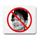Anti Sarah Palin Mousepad