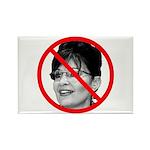 Anti Sarah Palin Rectangle Magnet (10 pack)