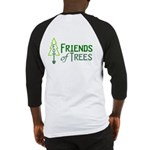 Friends of Trees Baseball Jersey