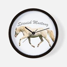 Perlino Mare 2 Wall Clock
