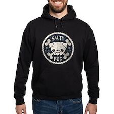 Salty Pug Hoodie