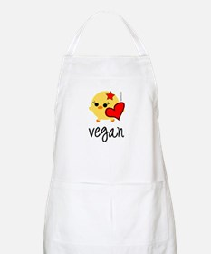 Vegan Love Apron