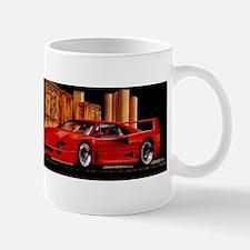 Unique Cars jaguar Mug