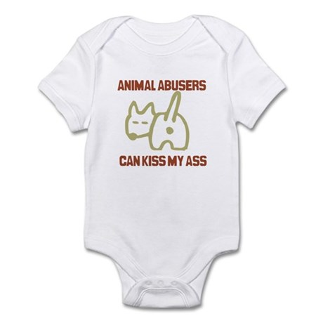 Animal-rights Body Suit