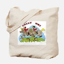 Tally Ho! Tote Bag