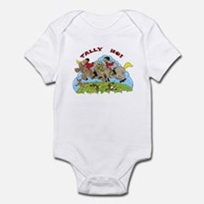 Tally Ho! Infant Bodysuit