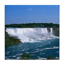 American Niagara Falls Tile Coaster