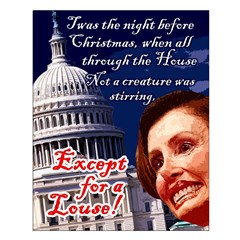 Nancy Pelosi Christmas Posters