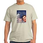 Nancy Pelosi Christmas Light T-Shirt