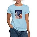 Nancy Pelosi Christmas Women's Light T-Shirt