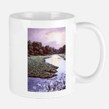 Wekiva River At Sunset Mug