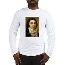 Samuel Taylor Coleridge Poet Long Sleeve T-Shirt