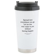 Mother Teresa 7 Travel Mug