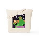 Natural AKA Tote Bag