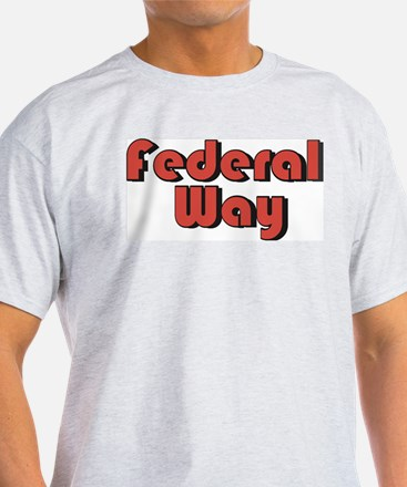 Federal Way, Washington Ash Grey T-Shirt