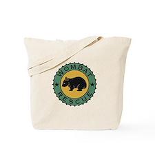 Wombat Rescue Crest II Tote Bag