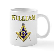 WILLIAM Mug