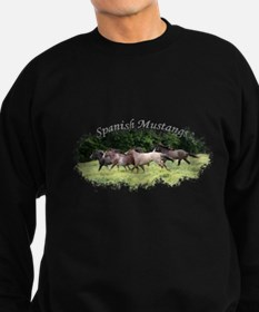 Running Geldings Sweatshirt (dark)