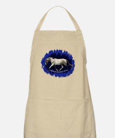 Blue Mulit-colored filly Apron