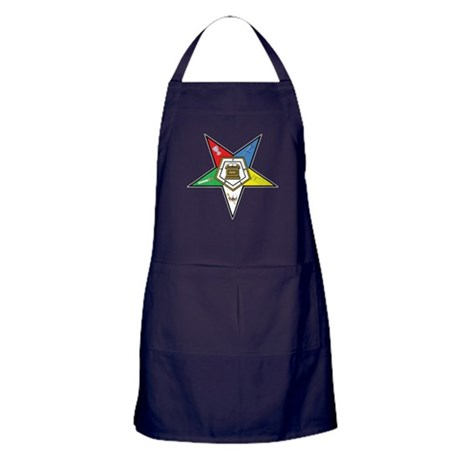 The OES Star Apron (dark)
