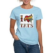 I love tats T-Shirt