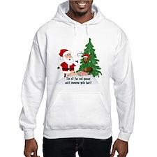 Reindeeer Games Hoodie Sweatshirt