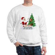Reindeeer Games Sweatshirt
