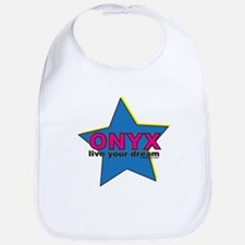ONYX -live your dream in flyball Bib