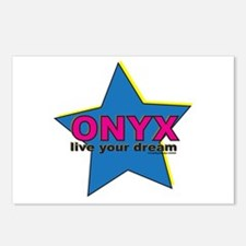 ONYX -live your dream in flyball Postcards (Packag