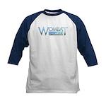 Wombat Rescuer Kids Baseball Jersey